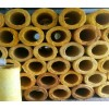 离心玻璃棉管铝箔贴面玻璃棉保温管高密度玻璃棉管