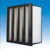 铭濠净化 塑料框 W型 组合密褶式(MZ)空气过滤器