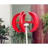 方永新能源  微风启动垂直轴红灯笼100W风力发电机