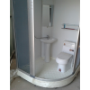 整体卫生整体浴室间集成淋宇房带马桶洗脸盆浴室柜