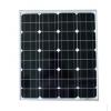 90W单晶高效太阳能电池板 太阳能电池板组件