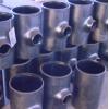 宏鑫法兰管件 等径三通碳钢三通变径三通