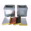 德汇保温 双面彩钢玻纤复合风管保温板