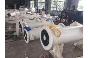石墨改性聚丙烯列管式换热器冷凝器