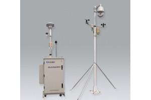 β射线法扬尘在线监控系统