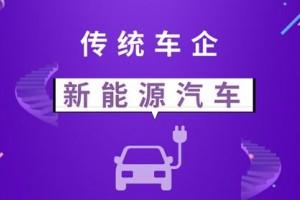 汽车产业迎洗牌契机 传统车企加速新能源布局