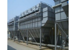 LCPM气箱脉冲袋式除尘器