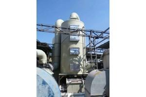 酸雾废气处理设备  酸雾喷淋塔  废气处理设备