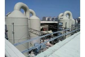 喷淋塔 PP废气塔 废气处理设备 水洗废气处理设备
