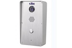 一键拨号免提对讲电话机 地铁电梯应急求助 自动拨号IP电话机