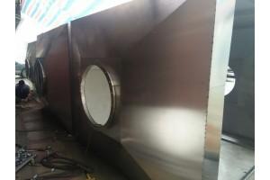光氧催化废气处理设备等离子光氧净化器处理注塑机废气处理设备