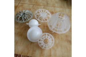 PP胶花、花环填料、PP多面空心球填料、PP保温球
