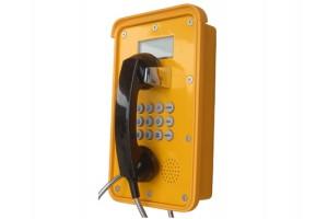 网络防水防潮电话机 工业IP电话 隧道防水电话