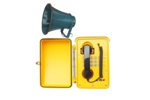 工业抗噪电话机 广播电话机 隧道IP防水电话机