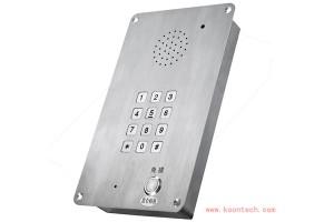 洁净室IP电话机 免提洁净室电话机 平板不锈钢电话机