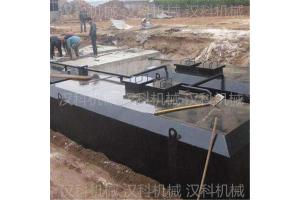 别墅小区污水处理设备 居民小区污水处理设备