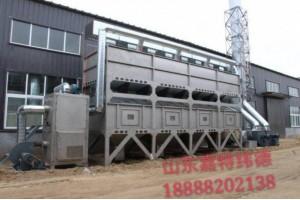 催化燃烧废气处理设备厂家加工定制