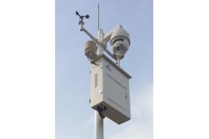 大气扬尘监测系统