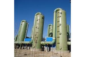 脱硫塔-脱硫除尘-空气净化设备-废气净化设备