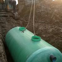 玻璃钢化粪池FRP耐腐蚀化粪池隔油池