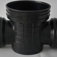 塑料检查井流槽井雨水井直通弯头三通四通
