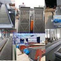 南京中德直销GSHZ回转式格栅除污机,机械回转格栅不锈钢材质