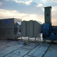 成都专业废气处理成套设备——玻璃钢风机系列