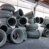 废气处理专业设备,玻璃钢风机废气设备