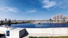 广东深汕特别合作区首座一体化污水处理站通水