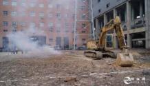防城港公司承建广西盛隆烧结余热发电工程破土动工